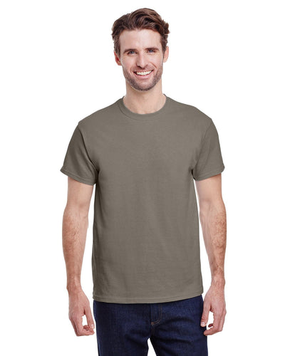 g200-adult-ultra-cotton-6-oz-t-shirt-medium-Medium-PRAIRIE DUST-Oasispromos