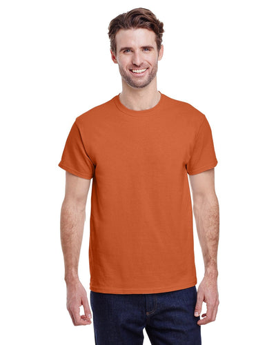 g200-adult-ultra-cotton-6-oz-t-shirt-3xl-3XL-T ORANGE-Oasispromos