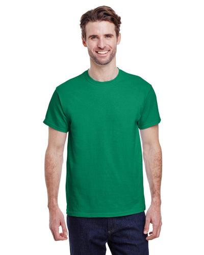 g200-adult-ultra-cotton-6-oz-t-shirt-3xl-3XL-KELLY GREEN-Oasispromos