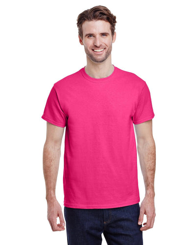 g200-adult-ultra-cotton-6-oz-t-shirt-5xl-5XL-HEATHER SAPPHIRE-Oasispromos