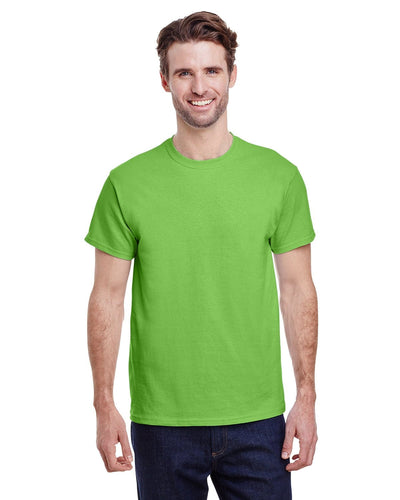 g200-adult-ultra-cotton-6-oz-t-shirt-3xl-3XL-LIME-Oasispromos
