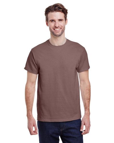 g200-adult-ultra-cotton-6-oz-t-shirt-small-Small-CHESTNUT-Oasispromos