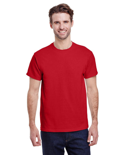 g200-adult-ultra-cotton-6-oz-t-shirt-3xl-3XL-RED-Oasispromos