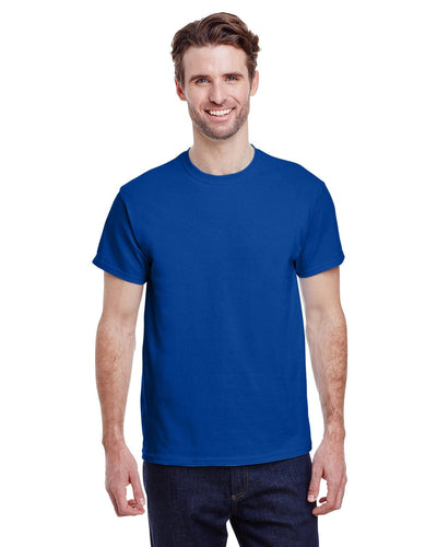 g200-adult-ultra-cotton-6-oz-t-shirt-small-Small-METRO BLUE-Oasispromos