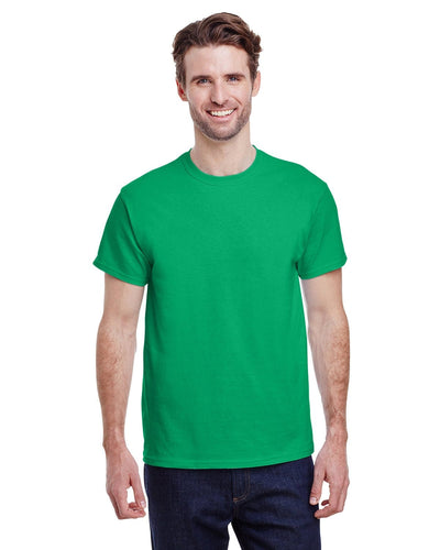 g200-adult-ultra-cotton-6-oz-t-shirt-3xl-3XL-IRISH GREEN-Oasispromos