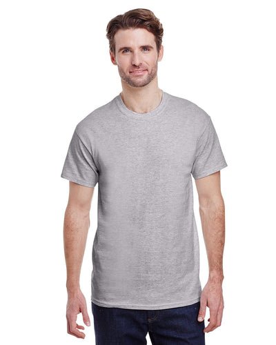 g200-adult-ultra-cotton-6-oz-t-shirt-3xl-3XL-SPORT GREY-Oasispromos