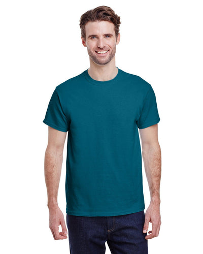 g200-adult-ultra-cotton-6-oz-t-shirt-5xl-5XL-FOREST GREEN-Oasispromos