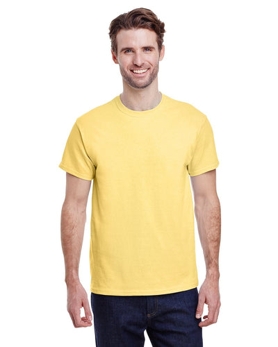 g200-adult-ultra-cotton-6-oz-t-shirt-medium-Medium-CORNSILK-Oasispromos