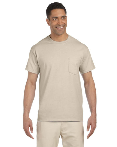 g230-adult-ultra-cotton-6-oz-pocket-t-shirt-xl-5xl-XL-SAND-Oasispromos