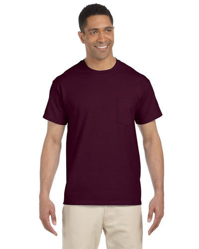 g230-adult-ultra-cotton-6-oz-pocket-t-shirt-small-large-Small-MAROON-Oasispromos