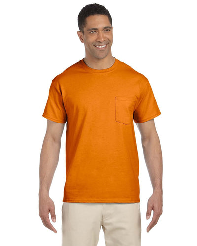 g230-adult-ultra-cotton-6-oz-pocket-t-shirt-small-large-Small-S ORANGE-Oasispromos