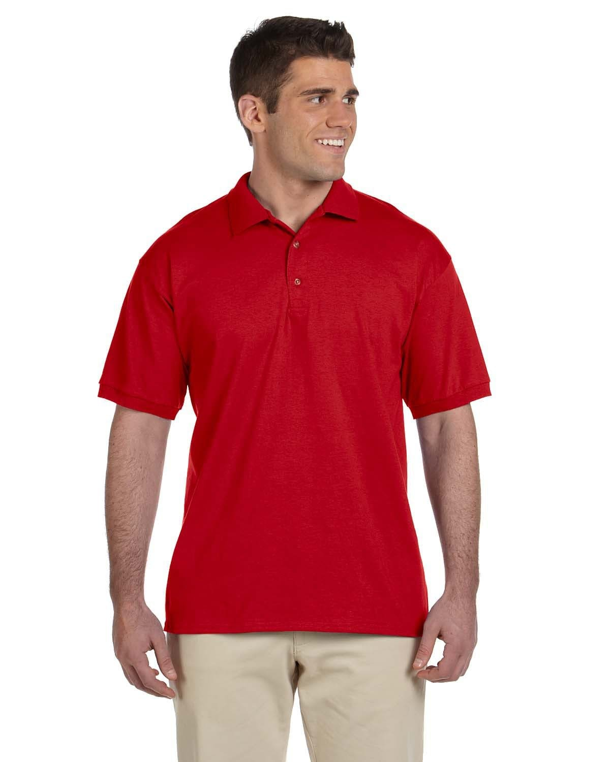g280-adult-ultra-cotton-adult-6-oz-jersey-polo-Small-BLACK-Oasispromos