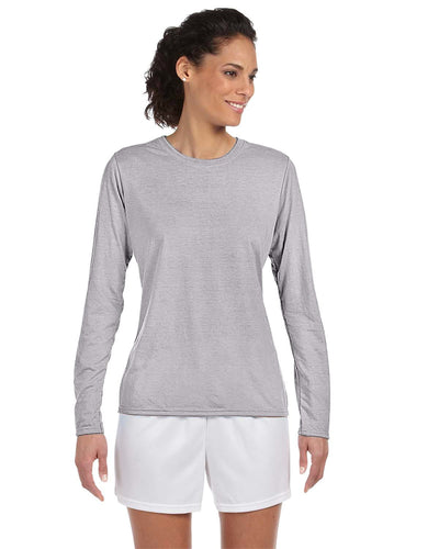 g424l-ladies-performance-ladies-5-oz-long-sleeve-t-shirt-Small-CAROLINA BLUE-Oasispromos