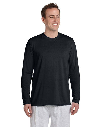 g424-adult-performance-adult-5-oz-long-sleeve-t-shirt-Small-BLACK-Oasispromos