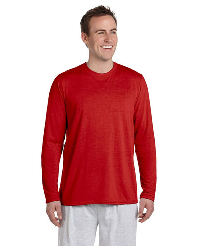 g424-adult-performance-adult-5-oz-long-sleeve-t-shirt-XL-CARDINAL RED-Oasispromos