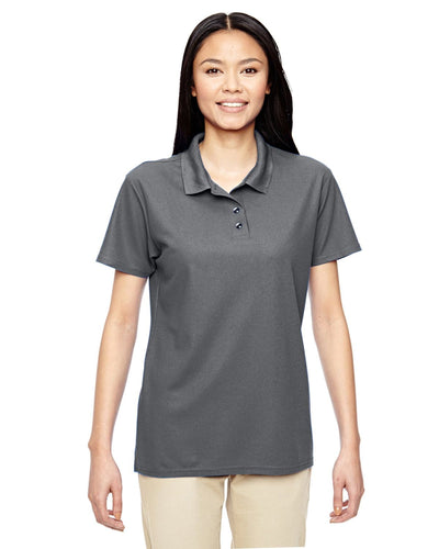 g458l-ladies-performance-5-6-oz-double-piqu-polo-XL-BLACK-Oasispromos