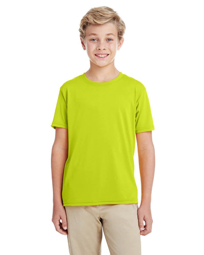 g460b-youth-performance-youth-core-t-shirt-xl-XL-SAFETY GREEN-Oasispromos