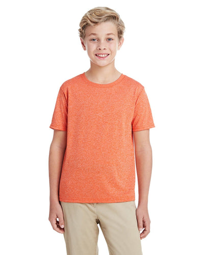 g460b-youth-performance-youth-core-t-shirt-xsmall-large-XSmall-HTHR SPRT ORANGE-Oasispromos