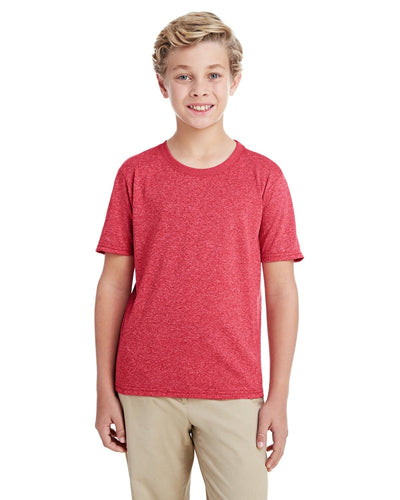 g460b-youth-performance-youth-core-t-shirt-xsmall-large-XSmall-HTH SPT SCRLT RD-Oasispromos