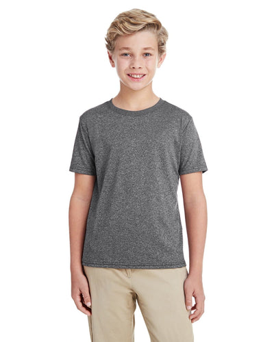 g460b-youth-performance-youth-core-t-shirt-xsmall-large-XSmall-HTHR SPORT BLACK-Oasispromos