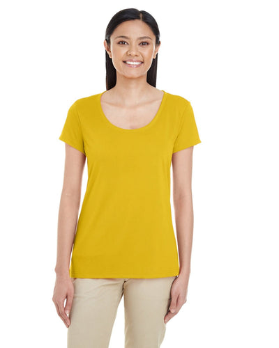 g460l-ladies-performance-core-t-shirt-xsmall-large-XSmall-SPRT ATHLTC GOLD-Oasispromos