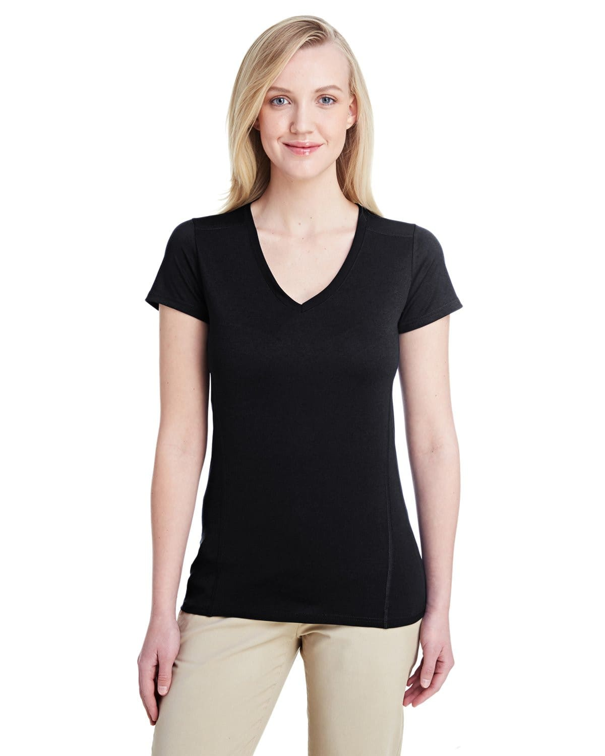 g47v-ladies-performance-ladies-4-7-oz-v-neck-tech-t-shirt-XSmall-BLACK-Oasispromos