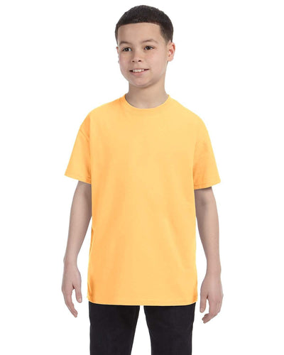 g500b-youth-heavy-cotton-5-3oz-t-shirt-small-Small-YELLOW HAZE-Oasispromos