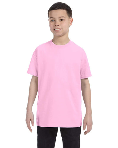g500b-youth-heavy-cotton-5-3oz-t-shirt-small-Small-LIGHT PINK-Oasispromos
