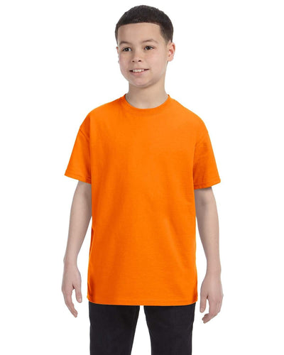 g500b-youth-heavy-cotton-5-3oz-t-shirt-large-Large-TENNESSEE ORANGE-Oasispromos