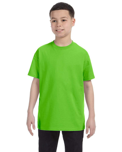 g500b-youth-heavy-cotton-5-3oz-t-shirt-small-Small-LIME-Oasispromos