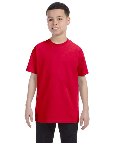g500b-youth-heavy-cotton-5-3oz-t-shirt-xsmall-XSmall-RED-Oasispromos