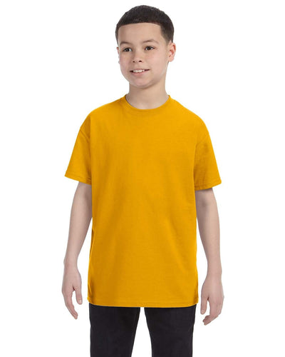 g500b-youth-heavy-cotton-5-3oz-t-shirt-small-Small-GOLD-Oasispromos