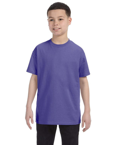 g500b-youth-heavy-cotton-5-3oz-t-shirt-large-Large-VIOLET-Oasispromos