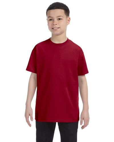 g500b-youth-heavy-cotton-5-3oz-t-shirt-xsmall-XSmall-CARDINAL RED-Oasispromos