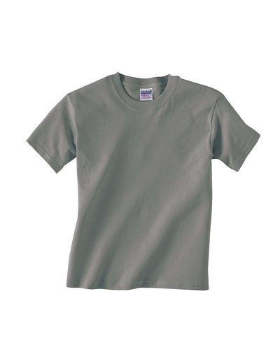 g500b-youth-heavy-cotton-5-3oz-t-shirt-small-Small-MILITARY GREEN-Oasispromos