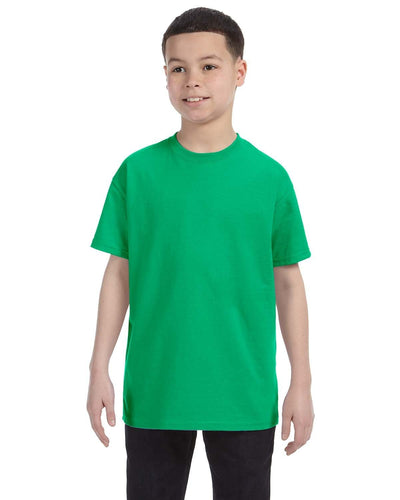 g500b-youth-heavy-cotton-5-3oz-t-shirt-small-Small-IRISH GREEN-Oasispromos