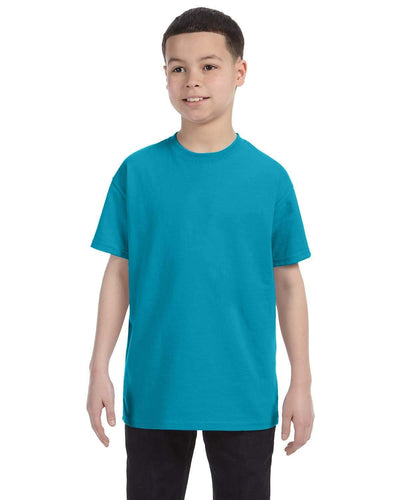g500b-youth-heavy-cotton-5-3oz-t-shirt-large-Large-TROPICAL BLUE-Oasispromos