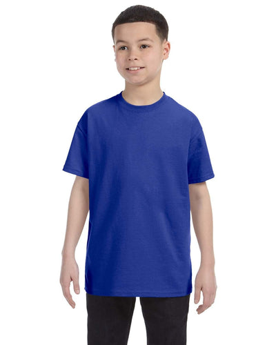 g500b-youth-heavy-cotton-5-3oz-t-shirt-large-Large-CORAL SILK-Oasispromos