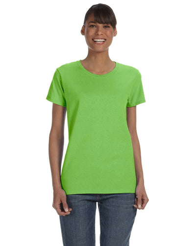 g500l-ladies-heavy-cotton-5-3-oz-t-shirt-small-medium-Small-LIME-Oasispromos