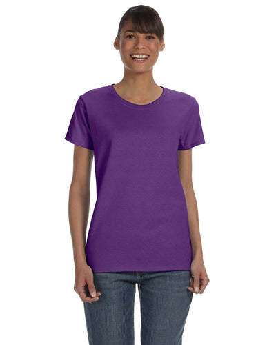 g500l-ladies-heavy-cotton-5-3-oz-t-shirt-large-xl-Large-PURPLE-Oasispromos