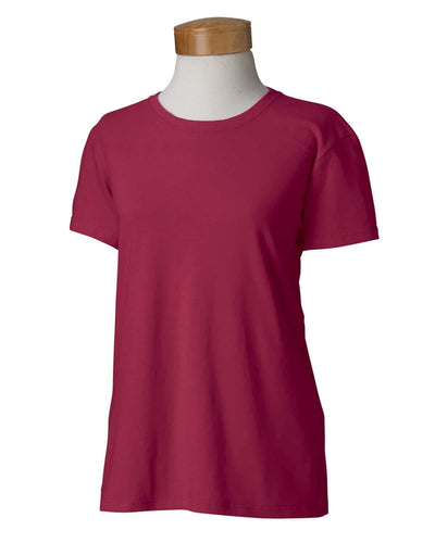 g500l-ladies-heavy-cotton-5-3-oz-t-shirt-small-medium-Small-MAROON-Oasispromos