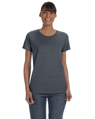 g500l-ladies-heavy-cotton-5-3-oz-t-shirt-small-medium-Small-DARK HEATHER-Oasispromos