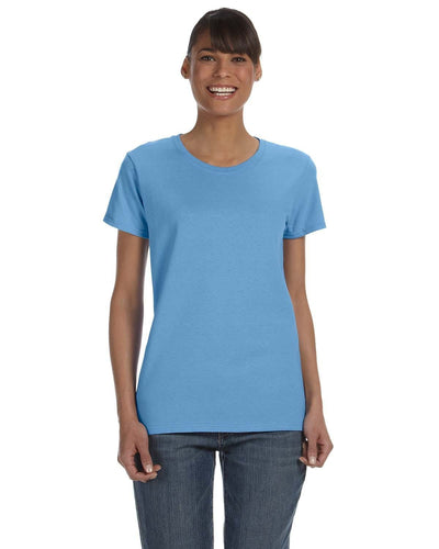 g500l-ladies-heavy-cotton-5-3-oz-t-shirt-large-xl-Large-CAROLINA BLUE-Oasispromos
