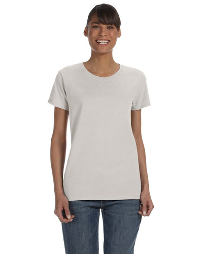 g500l-ladies-heavy-cotton-5-3-oz-t-shirt-large-xl-Large-ICE GREY-Oasispromos