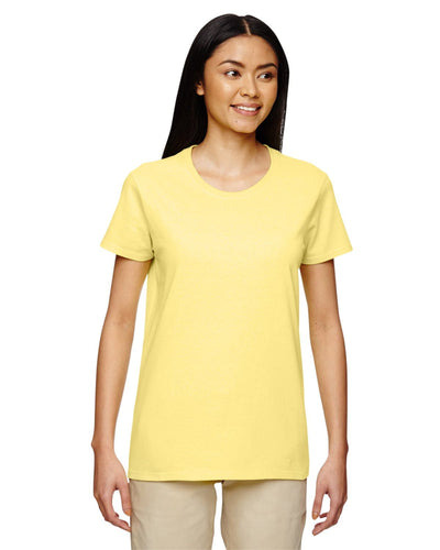 g500l-ladies-heavy-cotton-5-3-oz-t-shirt-small-medium-Small-CORNSILK-Oasispromos