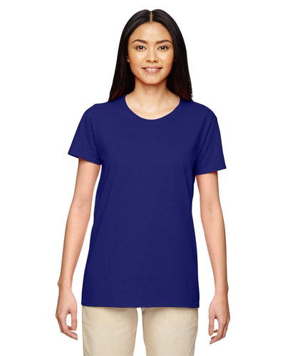 g500l-ladies-heavy-cotton-5-3-oz-t-shirt-small-medium-Small-NEON BLUE-Oasispromos