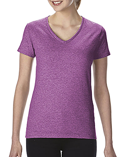 g500vl-ladies-heavy-cotton-5-3-oz-v-neck-t-shirt-small-large-Small-HTHR RDNT ORCHID-Oasispromos