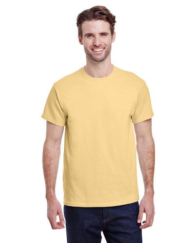 g500-adult-heavy-cotton-5-3oz-t-shirt-large-Large-YELLOW HAZE-Oasispromos