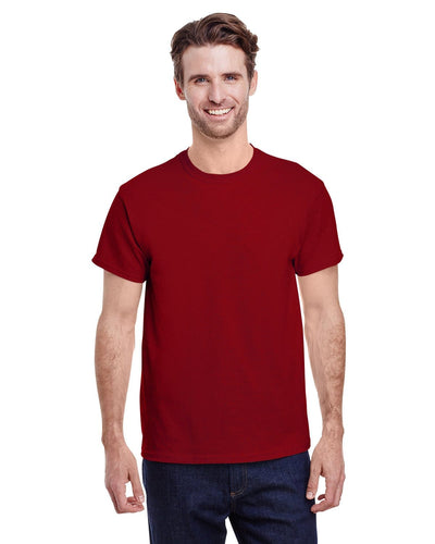 g500-adult-heavy-cotton-5-3oz-t-shirt-2xl-2XL-GARNET-Oasispromos