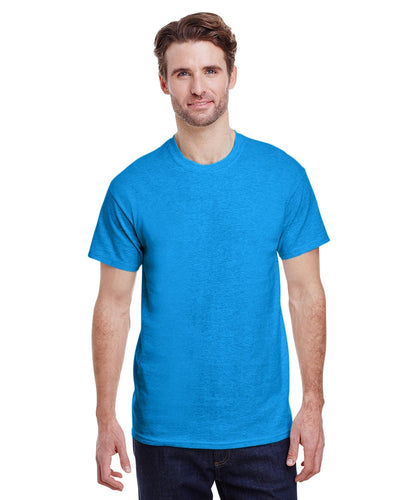 g500-adult-heavy-cotton-5-3oz-t-shirt-small-Small-HEATHER SAPPHIRE-Oasispromos